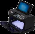 Детектор валют D6000 Eс выносной видеоспектральной лупой и ПО для фото и видео записи экспертизы